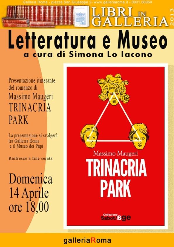 trinacria park - letteratura e museo