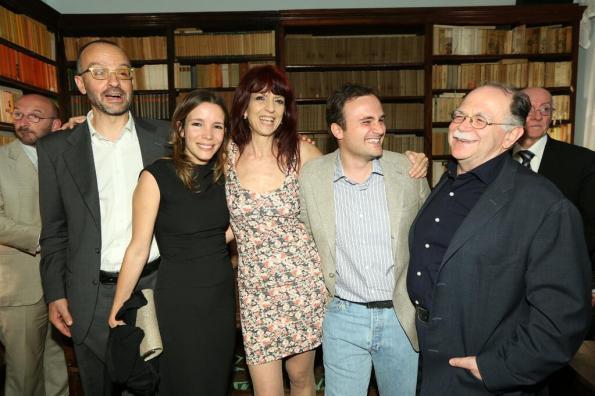 i cinque finalisti dello strega