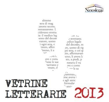 vetrine letterarie 2013