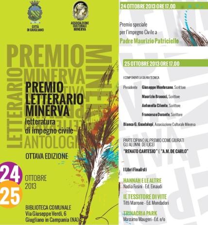 Premio Minerva 2013