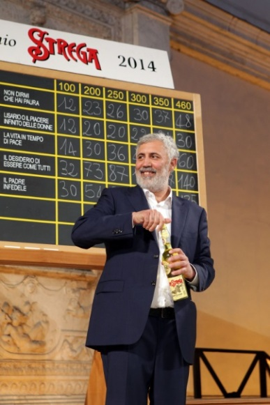 Francesco Piccolo vince premio strega
