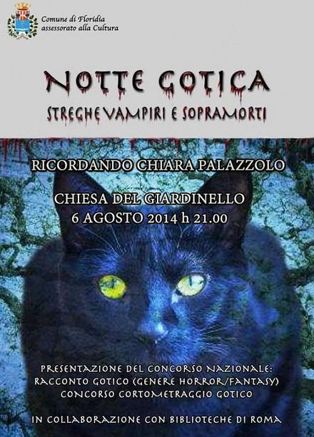 Notte Gotica - Chiara Palazzolo