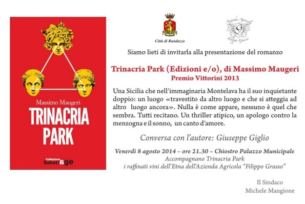 TRINACRIA PARK  a Randazzo