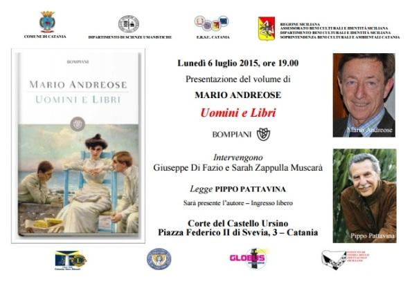 Invito Mario Andreose