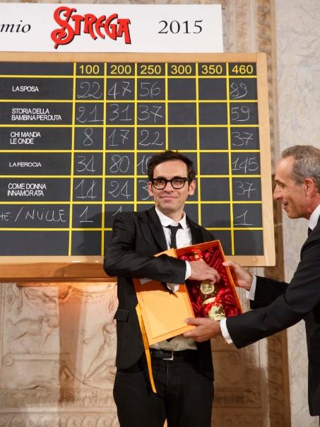 Premio Strega Nicola Lagioia