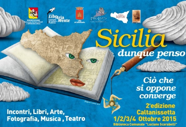 Sicilia dunque penso