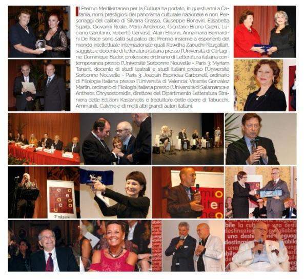 Premio Mediterraneo Cultura 2