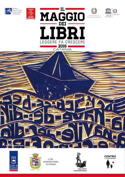 Maggio dei Libri 2016 Catania