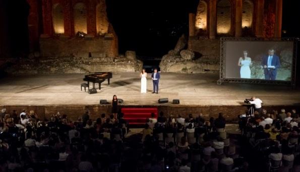 taobuk - teatro greco